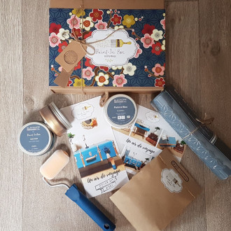 PAINT-IN'BOX UN AIR DE VOYAGE - ATELIER DIY N°002