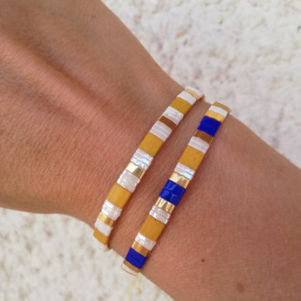 Lot de 2 bracelets NILA