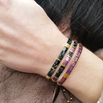 Lot de 3 bracelets NILA