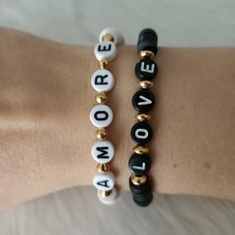 Bracelet LOVE ou AMORE